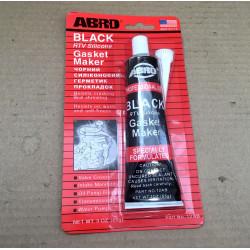 Герметик ABRO чорний 85 г